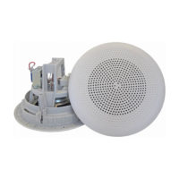 BP-560CR clean room loudspeaker